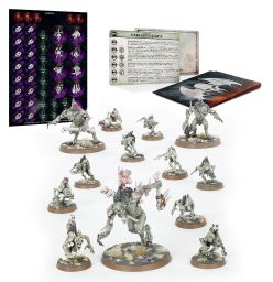 Warhammer: Age of Sigmar: Warcry: Flesh-Eater Courts 111-62