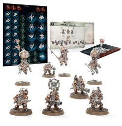 Warhammer: Age of Sigmar: Warcry: Kharadron Overlords 111-61