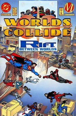 Worlds Collide (1994) no. 1 One Shot - Used