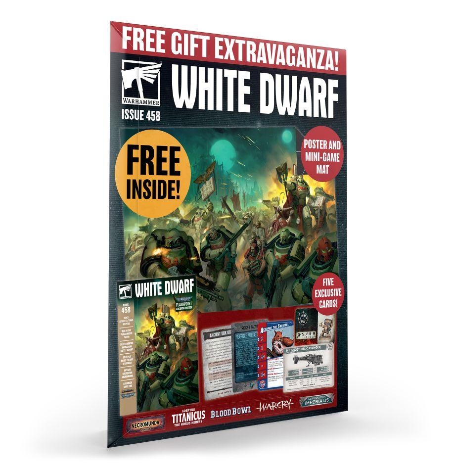 White Dwarf Magazine: November 2020 (Issue 458)