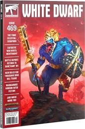 White Dwarf Magazine: October 2021 (Issue 469)