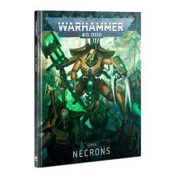 Warhammer 40K: Codex: Necrons 49-01