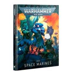 Warhammer 40k: Codex: Space Marines HC 48-01