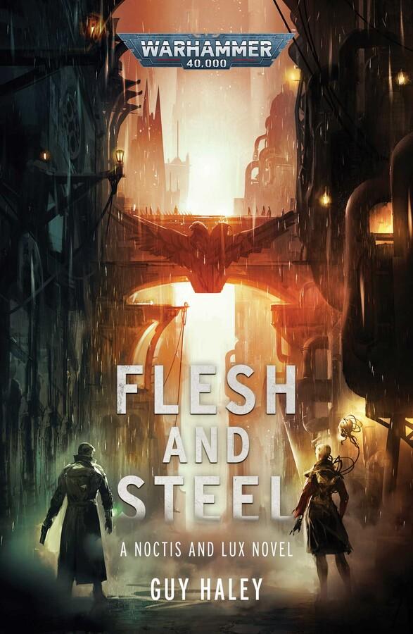 Flesh and Steel Novel
