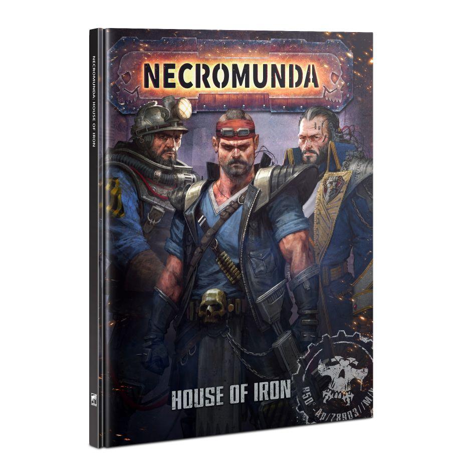 Necromunda: House of Iron 300-55