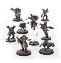Necromunda: Orlock Arms Masters and Wreckers 300-70