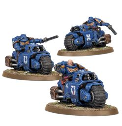 Warhammer 40K: Space Marines: Outriders 48-41