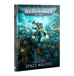 Warhammer 40K: Codex Supplement: Space Wolves 53-01