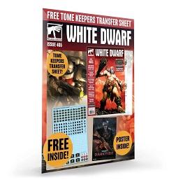 White Dwarf Magazine: July 2021 (Issue 465)