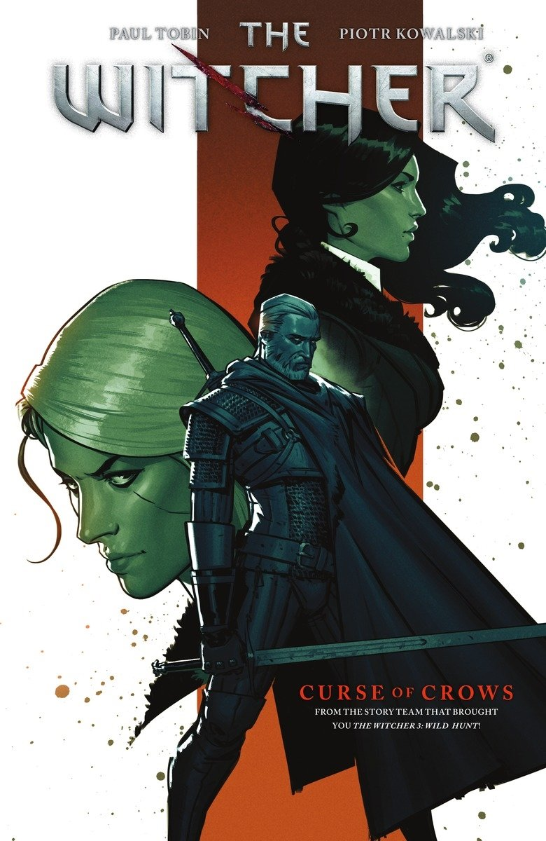 The Witcher: Volume 3: Curse of Crows TP - Used