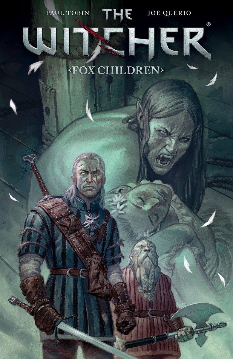 The Witcher: Volume 2: Fox Children TP - Used