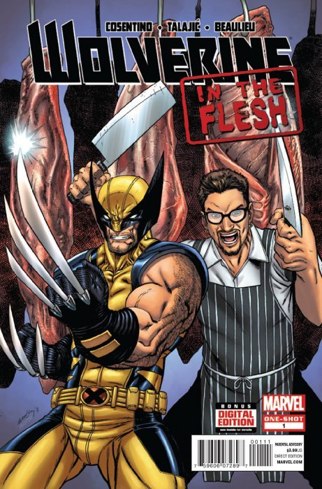 Wolverine: In the Flesh (2013) no. 1 One Shot - Used