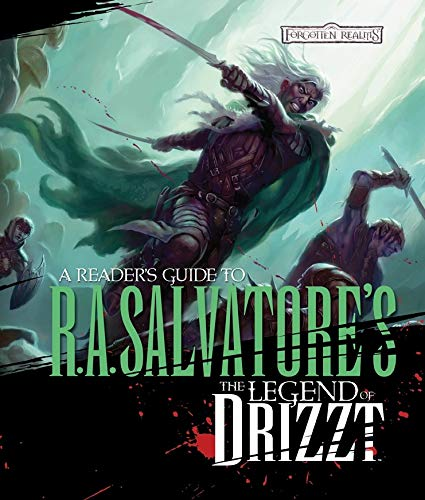 Forgotten Realms: A Reader's Guide to R.A. Salvatore's The Legend of Drizzt - Used
