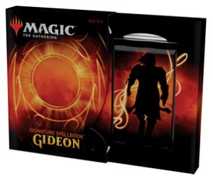 Magic the Gathering: Signature Spellbook: Gideon - Box Set