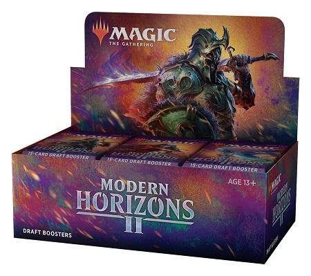Magic the Gathering: Modern Horizons 2: Draft Booster Box (36 packs)