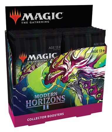 Magic the Gathering: Modern Horizons 2: Collectors Booster Pack