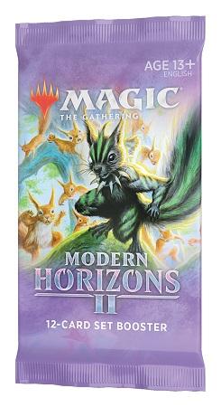 Magic the Gathering: Modern Horizons 2: Set Booster Pack