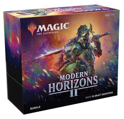 Magic the Gathering: Modern Horizons 2: Bundle