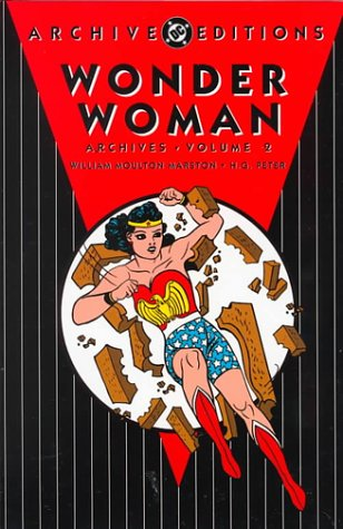 Archive Editions: Wonder Woman Archives: Volume 2 HC - Used