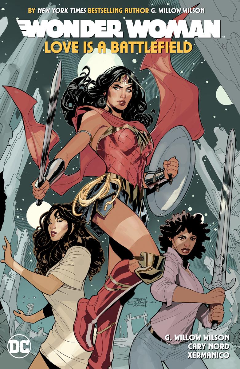 Wonder Woman: Love Is A Battlefield Volume 2 HC