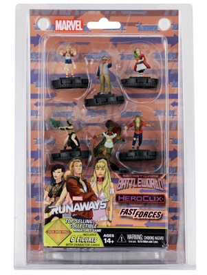 Marvel HeroClix: Secret Wars  Battleworld Fast Forces
