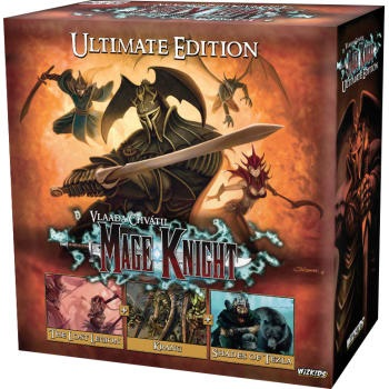 Mage Knight Board Game: Ultimate Edition Board Game