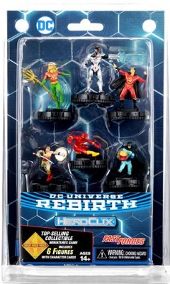 DC Heroclix: Rebirth Fast Forces