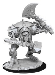 Dungeons and Dragons: Nolzur's Marvelous Unpainted Miniatures Wave 15: Warforged Titan