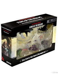 Dungeons and Dragons Icons of the Realms: Wild Shape and Polymorph Set 1