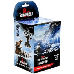 Dungeons and Dragons: Icons of the Realms: Snowbound Booster Pack