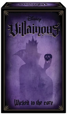 Disney Villainous: Wicked to the Core (Standalone or Expansion)