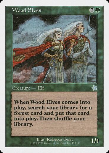 Wood Elves (Starter 1999)