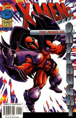 X-Men (1991) Road to Onslaught no. 1 - Used