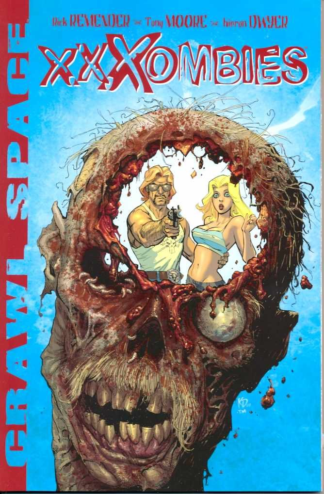 Crawl Space: Volume One: XXXombies TP - Used