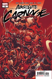 Absolute Carnage no. 5 (5 of 5) (2019 Series)