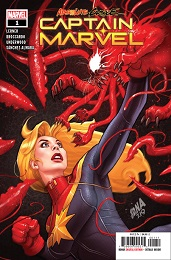 Absolute Carnage: Captain Marvel no. 1 (2019 Series)