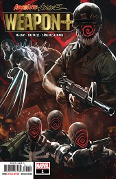 Absolute Carnage: Weapon Plus no. 1 (2019 Series)