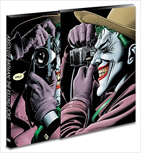 Absolute Batman: The Killing Joke 30th Anniversary Hardcover and Slipcase - Used
