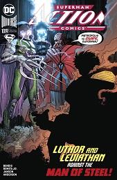 Action Comics no. 1019 (1938 Series)