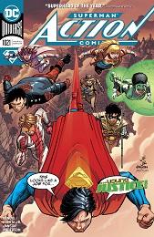 Action Comics no. 1021 (1938 Series)