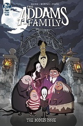 The Addams Family: The Bodies Issue (2019)
