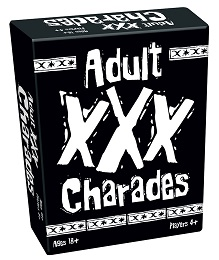 Adult XXX Charades Party Game