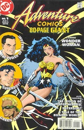 Adventure Comics no. 1 80-Page Giant (1998) One-Shot - Used