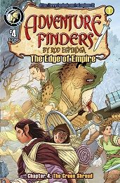 Adventure Finders: Edge of the Empire no. 4 (2019 Series)