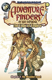 Adventure Finders: Edge of the Empire no. 2 (2019 Series)