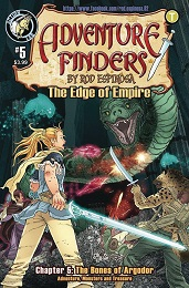 Adventure Finders: Edge of the Empire no. 5 (2019 Series)