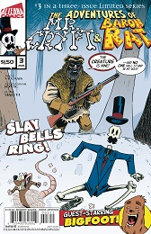Adventures of Mr. Crypt and Baron Rat no. 3 (3 of 3) (2019 series)