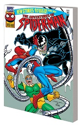 Adventures of Spider-Man: Spectacular Foes TP