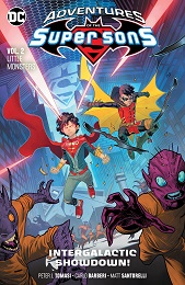 Adventures of the Super Sons Volume 2: Little Monsters