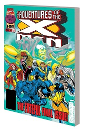Adventures of the X-Men: Rites of Passage TP